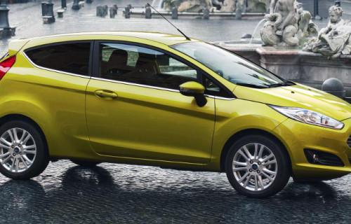 Ford Fiesta 1,0 l EcoBoost