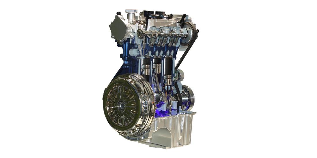 Motor Ecoboost de Ford