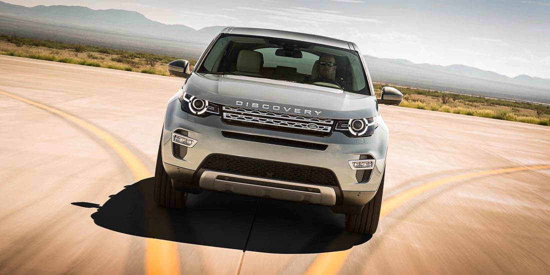 Lanzamiento del Land Rover Discovery Sport