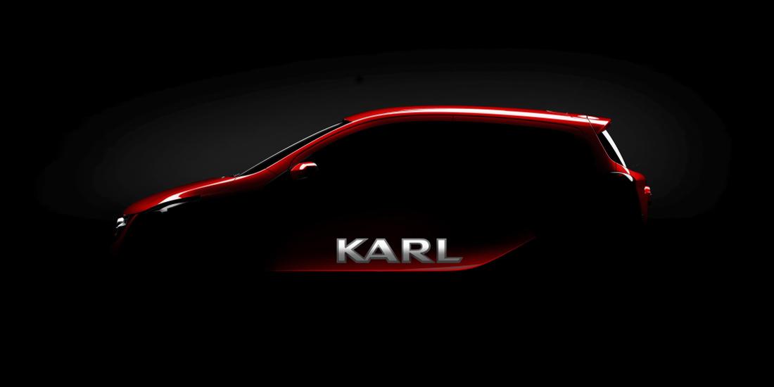 Presentación del nuevo Opel Karl